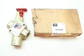 ROSS 1523C6002 Pneumatic Lockout Valve 1IN NPT 0-20BAR D657445