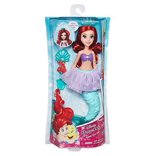 Hasbro European Trading B.V. B5302EU4 - Disney Princess Wasserspaß Prinzessin, Spiele und Puzzles, Sortiert