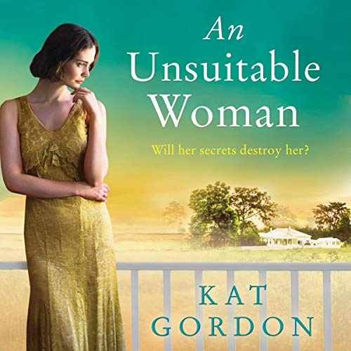 An Unsuitable Woman  By  cover art