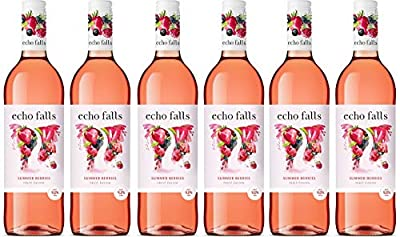Echo Falls Summer Berries, 75 cl (Case of 6)