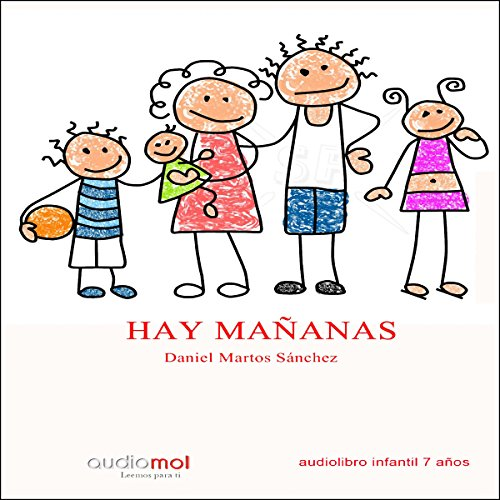 Hay mañanas [There Are Mornings] audiobook cover art