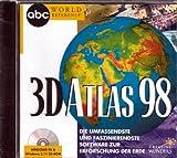 3 D Atlas 98- die umfassendste und faszinierendste Software zur Erforschung der Erde -
