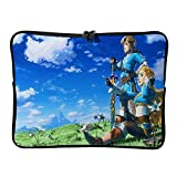 Zelda-Blue Sky - Bolsa para portátil (impermeable, para interiores)