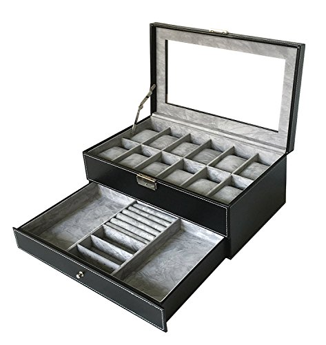 Watch & Jewelry Box