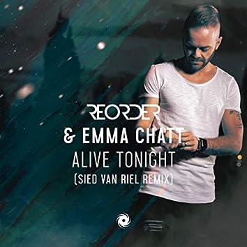 Alive Tonight (Sied van Riel Remix)