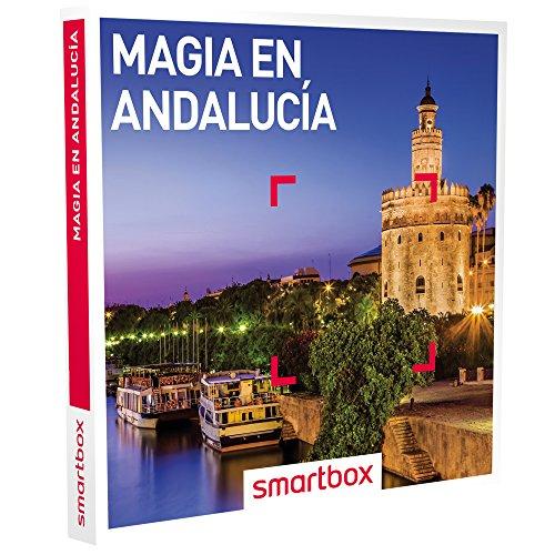 Smartbox - Caja Regalo para Adolescentes - Ideas Regalos Originales - Experiencias gastronómicas para Dos: 2 o 3 días en Andalucía