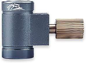 2-Wege-Gasadapter-Anschluss f/ür ISO-Butan-Ger/äte ISO-Butantank-Verteiler-LPG-Adapter-Ventile Heizung Grill Jeebel Camp Campingkocher-Adapter Laternen Arbeiten mit Au/ßengrill