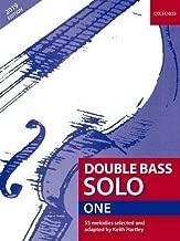 Double Bass Solo 1 (Bk. 1)