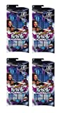 Hasbro Nerf Rebelle Ensemble de flèches de rechange, 4 packs
