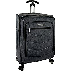 Silverwood Soft side T-Cruiser Expandable Spinner Luggage