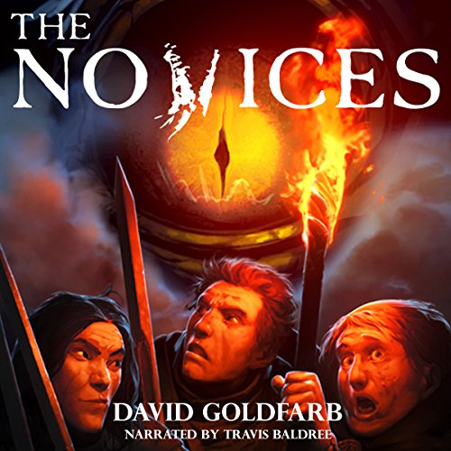 The Novices audiobook cover art