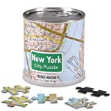 Extragoods City Puzzle Magnets - New York