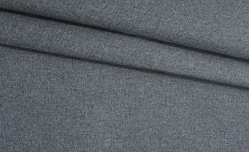 Fabrics-City Graumelange Melange Nylon Stoff Outdoor Cordura 620G EXTRA STABIL Taschen, 5072 (Graumelange)