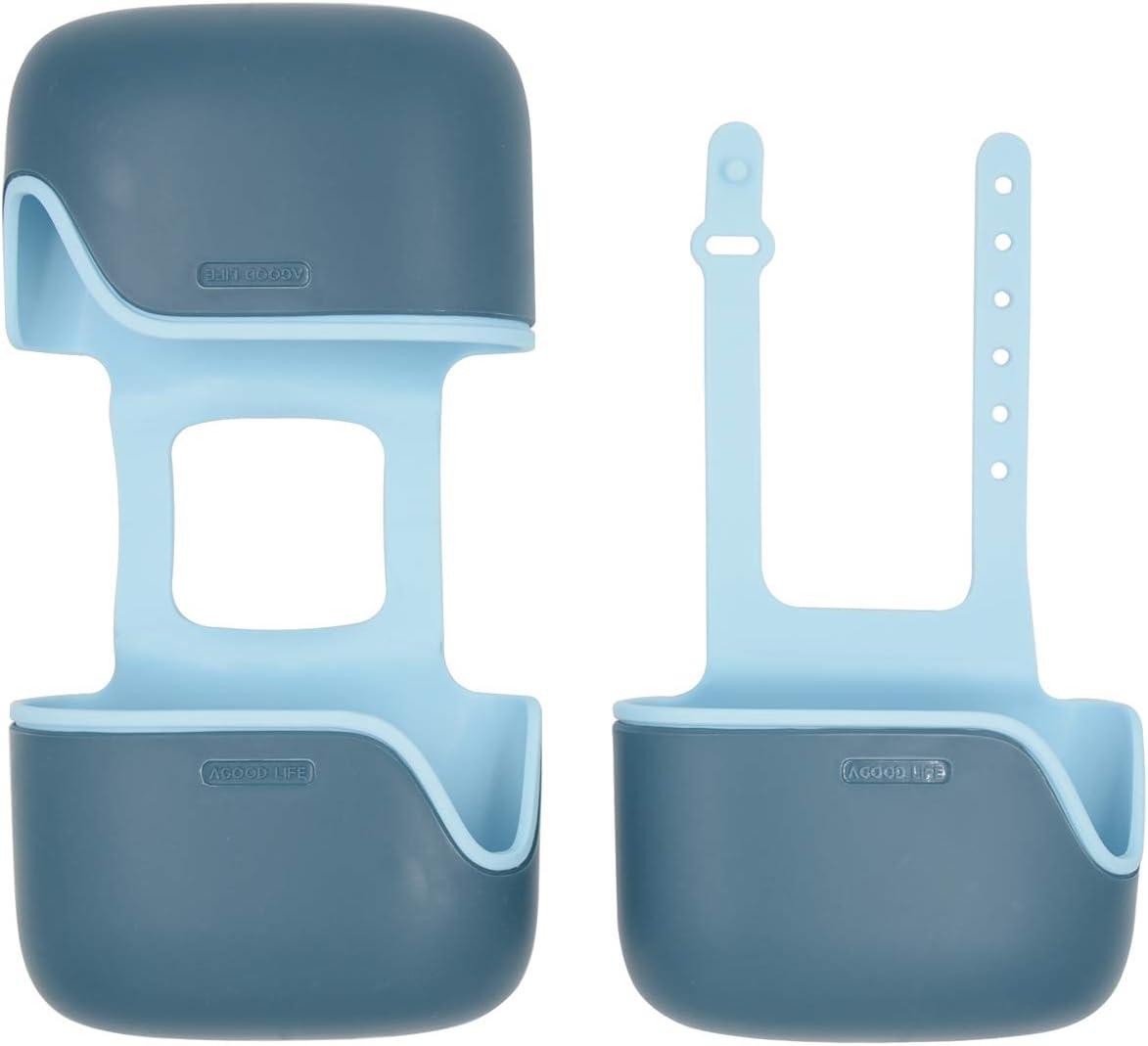 Sink Caddy Sponge Holder 2 Kitchen Faucet Packs for security Hang 2021 model
