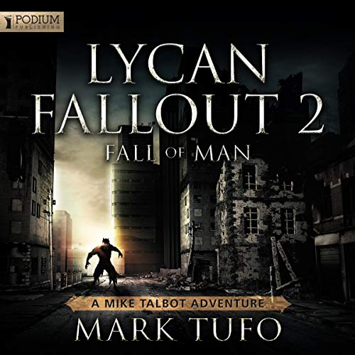 Lycan Fallout 2: Fall of Man cover art