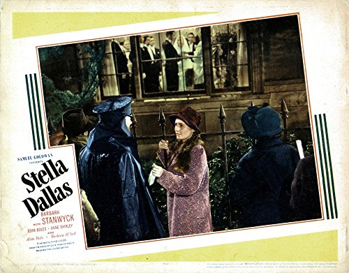 Stella Dallas Movie Poster Masterprint (35,56 x 27,94 cm)