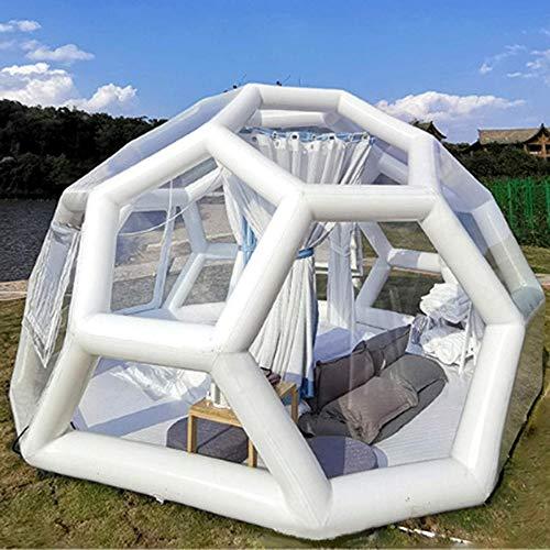 Foammaker Outdoor Transparent Tent