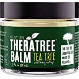 Tea Tree Oil Balm with Neem Oil - Helps Fight Skin Irritation and Helps Soothe Dry, Itchy Skin - by...