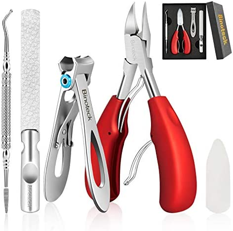 Nail Clippers for Thick Nails Large Toenail Clippers for Ingrown Toenails or Thick Nails for product image