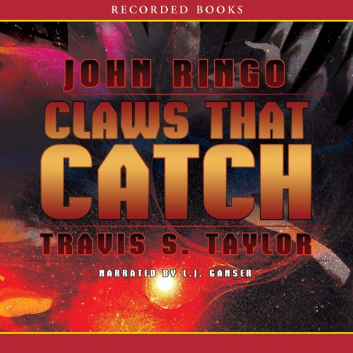 Claws that Catch audiobook cover art