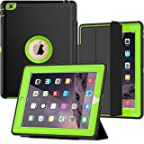 Best Ipad2 Cases - SEYMAC iPad 2/3/4 Case, Three Layer Shock/Drop Protection Review