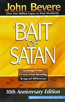 Paperback The Bait of Satan : Living Free from the Deadly Trap of Offense Book