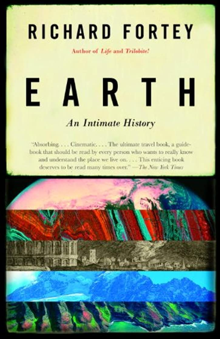 食器棚歌変更Earth: An Intimate History (English Edition)