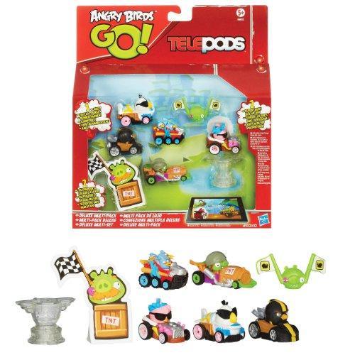 Angry Birds - Mega Mayhem, Pack de Juego de construcción (Hasbro A6031E27)