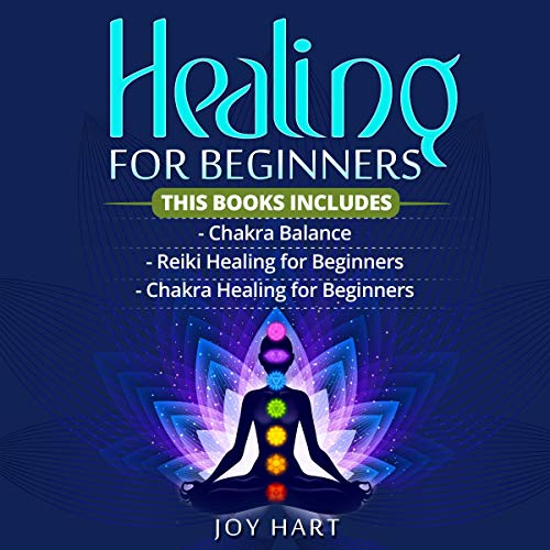 Healing for Beginners cover art
