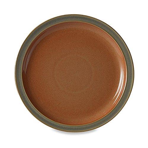 Denby USA Blends Fire Salad Plate, Multicolor