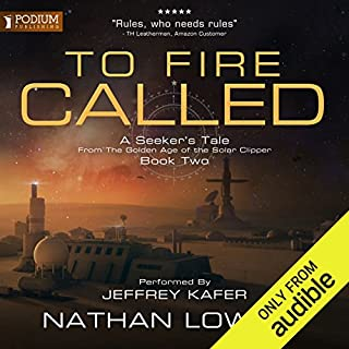 To Fire Called audiobook cover art