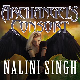 Archangel's Consort audiobook cover art