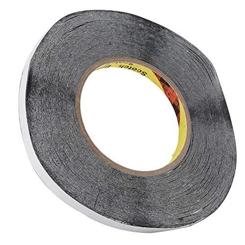 Pegamento De Cinta Adhesiva Fuerte, Cinta Adhesiva Adhesiva De Doble Cara Profesional Resistente A Altas Temperaturas De 50 M Para La Escuela En Casa(10 mm de ancho y 50 m de largo)