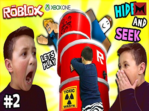 Roblox Extreme Hide and Seek Game (Part 2)