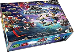 An all new experience in the Star Realms universe!