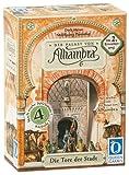 Queen Games 6031 Der Palast Von Alhambra 2. Erweiterung: Die Tore Der Stadt - Juego de Mesa [Importado de Alemania]