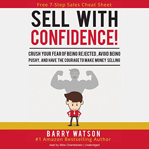 Sell with Confidence! audiobook cover art