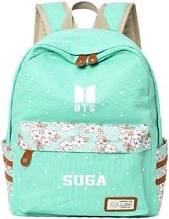 BTS Bangtan School Backpack