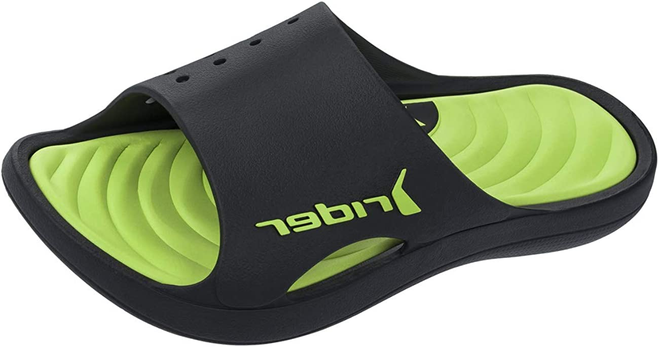 Rider Bay Slide Sandals Black