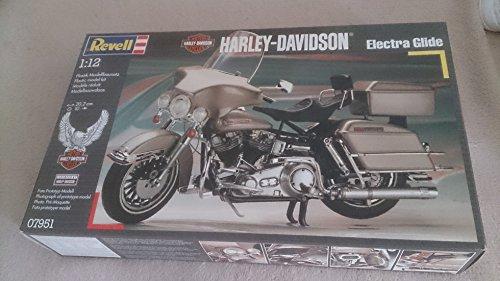 harley Davidson Electra Glide 7927 07927 Bausatz Kit 1/8 Revell Modellmotorrad Modell Motorrad