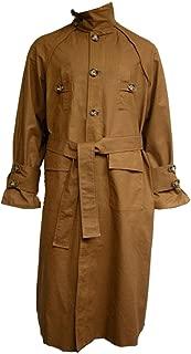 Blade Runner Coat Rick Deckard Trenchcoat Costume Brown