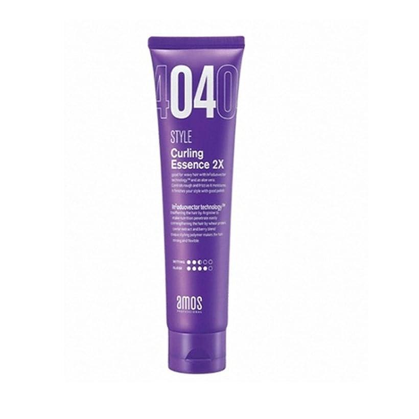 もろいギャングスターランチョンAmos Hair Curling Essence 150g カーリング ヘア美容液 [並行輸入品]