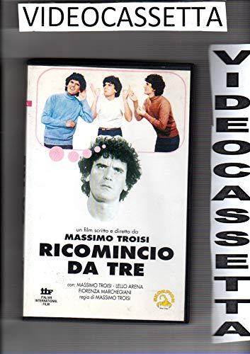 Ricomincio Da Tre (1981) VHS