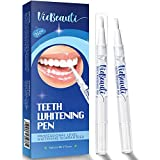 Best Teeth Whitening Pens - VieBeauti Teeth Whitening Pen(2 Pcs), 20+ Uses, Effective Review