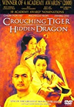 Best crouching tiger hidden dragon dvd Reviews