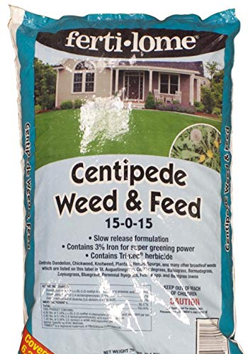 Ferti-Lome Centipede Weed and Feed 15-0-15 20lbs