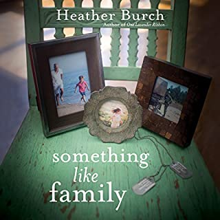 Something Like Family audiobook cover art