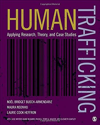 Human Trafficking: Applying Research, Theory, and Case Studies