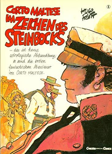 Corto Maltese, Band 1: Im Zeichen des Steinbocks