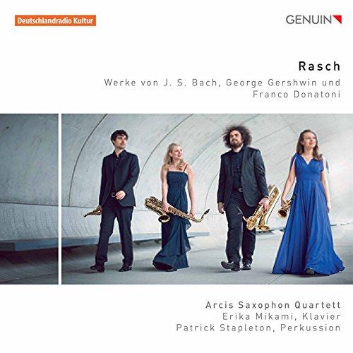 Italienisches Konzert in F Major, BWV 971 (Arr. for Saxophone Quartet): I. [Allegro]